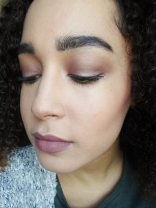 Eyes: Zoeva Cocoa Blend Palette