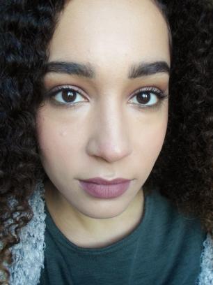 Lips: Stila Stay-All-Day Liquid Lipstick in Serenata